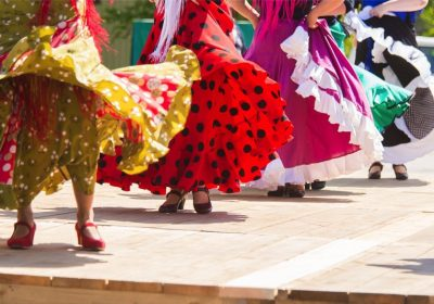 Workshop Flamenco 13 juli
